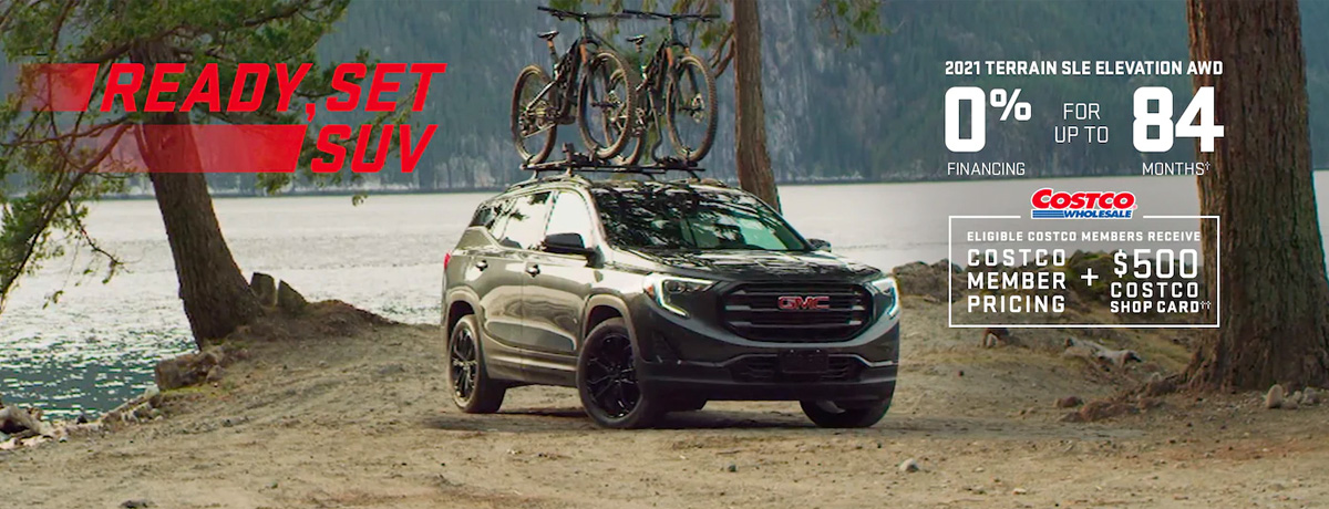 GMC Terrain for sale in Ontario