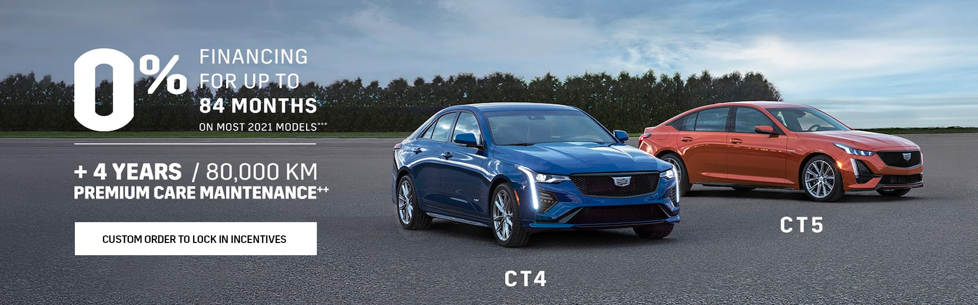 Cadillac Factory Orders