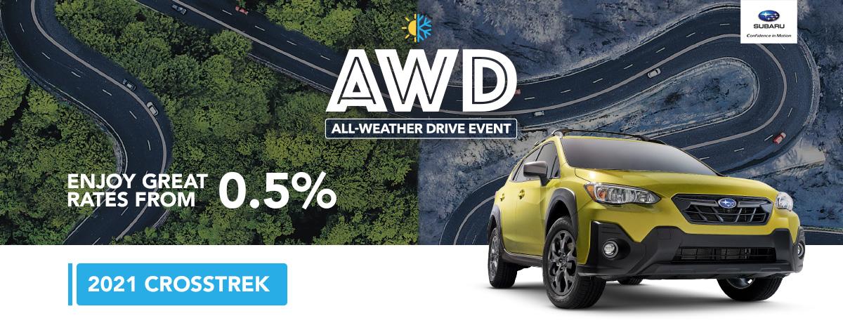 Subaru Crosstrek for sale in Ontario