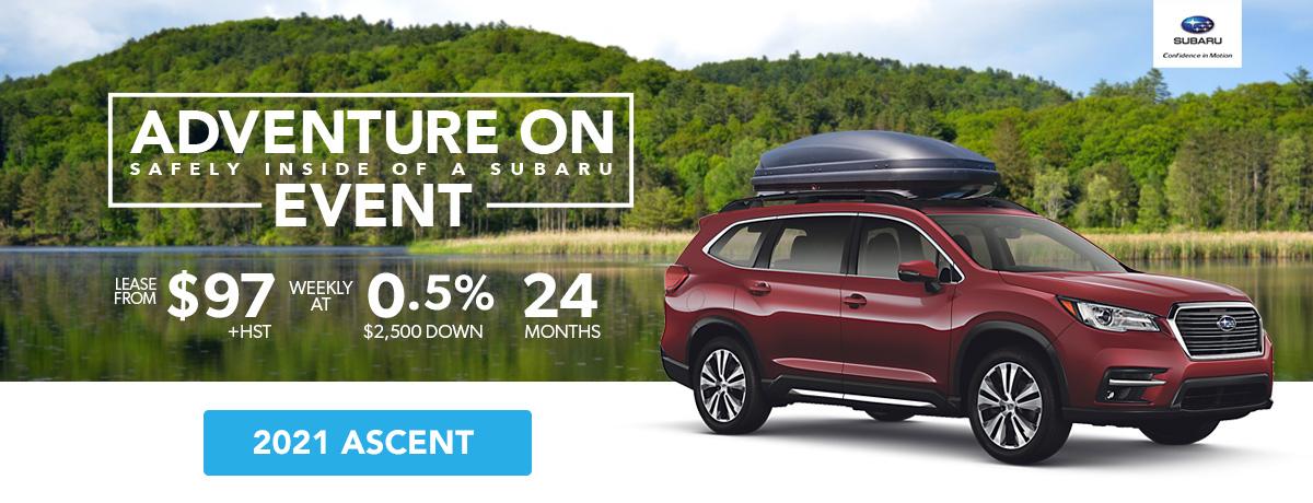 Subaru Ascent for sale in Ontario