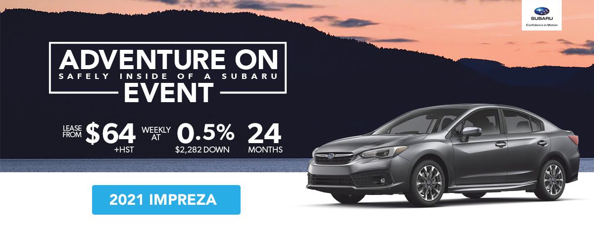Subaru Impreza for sale in Ontario