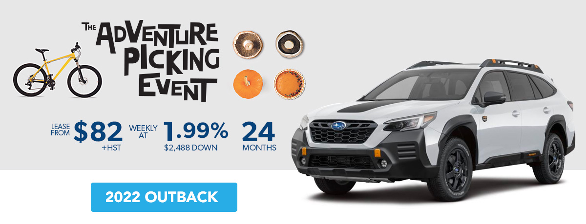 Subaru Outback for sale in Ontario