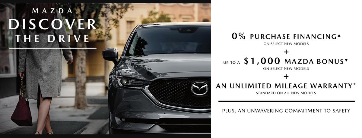 Mazda Dealership in Ontario