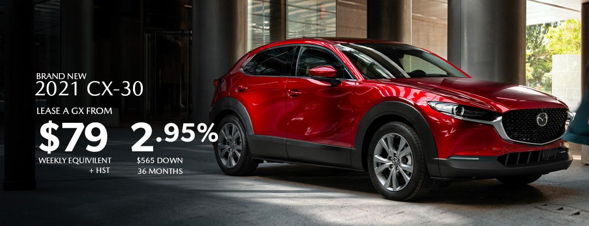 Mazda CX-30 for sale