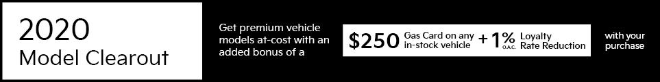 Kia Model Clearout