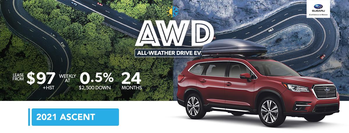 Subaru Ascent for sale