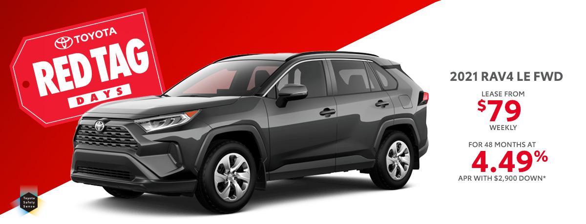 Toyota RAV4 for sale in Ontario