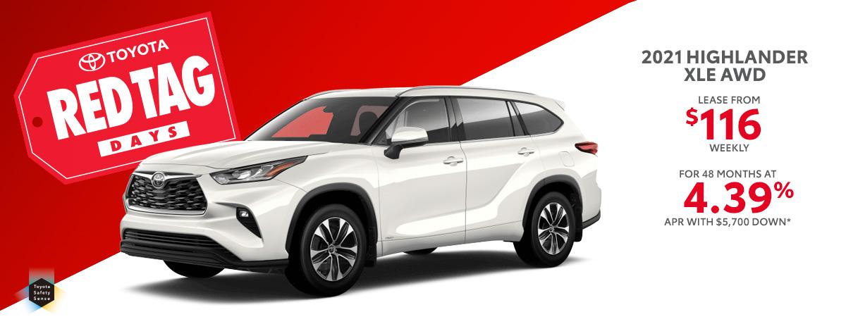 Toyota Highlander for sale in Ontario