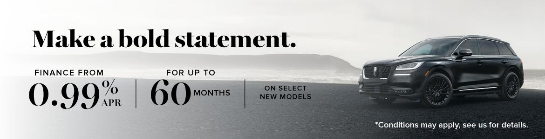 Make A Bold Statment